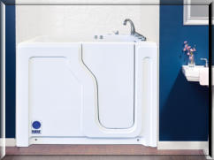 CARE:  Rane Huron Walk-In Bathtub