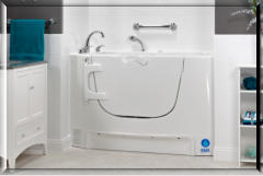 CARE:  Rane Mediterranean Walk-In Bathtub