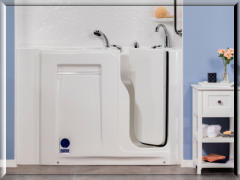 CARE:  Rane Pacific Walk-In Bathtub