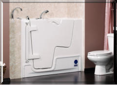 CARE:  Rane Superior Walk-In Bathtub