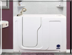 CARE:  Rane Tahoe Walk-In Bathtub