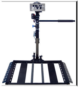 CARE:  Prairie View Industries Trekaway INDE4 Power Chair Lift